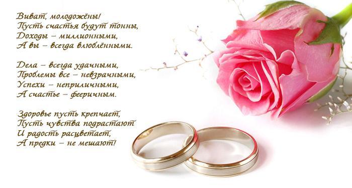 """фото """"Прикольные поздравления с днем свадьбы"""""""
