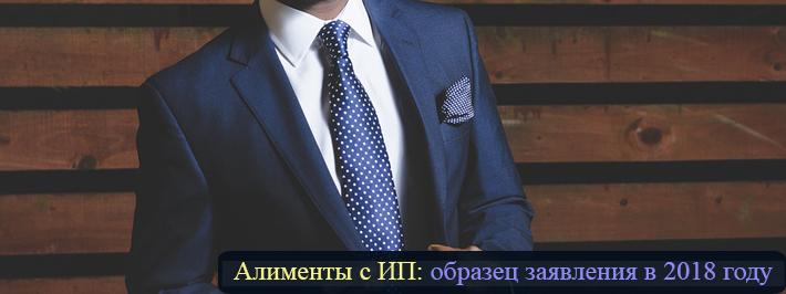 """фото """"Алименты с ИП"""""""