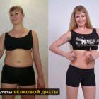 результаты белковой диеты